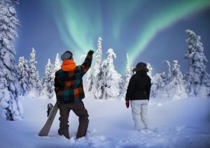 私人订制: 这里有世上最美丽、最奇特和最迷人的景象—北极光,这里有着不一样的奇幻之旅。